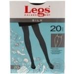 Legs Silk 20Den Women's Tights s.4 Nero