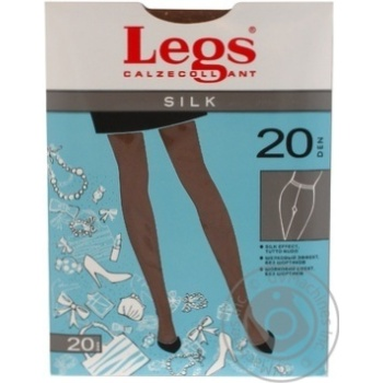 Колготки жін. Legs Sabbia №5