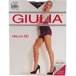 Колготи жіночі Giulia Релакс 50 капучино 3