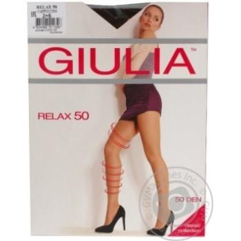 Колготи жіночі Giulia Релакс 50 капучино 2