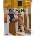 Колготи Immagine confort 40 antracite 4