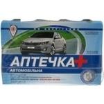 Аптечка автомобільна Кото Індастртриз 21Ф-7-1-289
