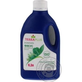 Fertilizer Terra+ for plants 300ml Ukraine