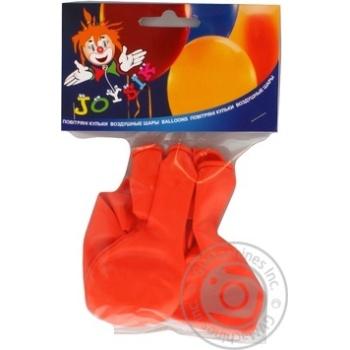 Кульки повітряні Joysi упаковка 7шт - купити, ціни на Novus - фото 1