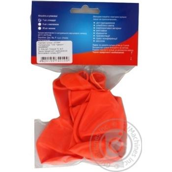 Кульки повітряні Joysi упаковка 7шт - купити, ціни на Novus - фото 2