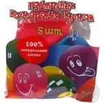 Кульки повітряні Party Favors Декоратор з малюнком 5шт 61240/5