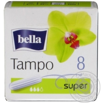 Tampons Bella for women normal 8pcs - buy, prices for Novus - image 5