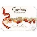 Candy Guylian chocolate with filling 200g box Belgium