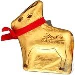 Шоколад молочный Lindt северный олень 100г