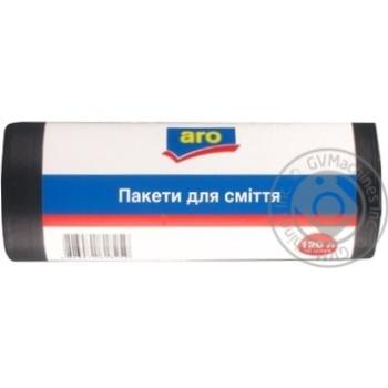 Пакеты для мусора Aro 120л 10шт