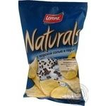 Potato chips Lorenz Naturals with sea salt and pepper 110g Germany