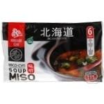 Мисо-суп Hokkaido Сlub 111г - купить, цены на МегаМаркет - фото 1