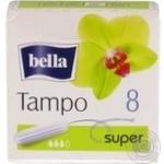 Тампони гігієнічні Bella Super 8шт