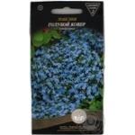 Насіння Квіти Лобелія Блакитний килим Golden Garden 0,1г