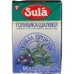 Lollipop Sula Nature's favor with sage sugar free for diabetics 40g packaged Russia