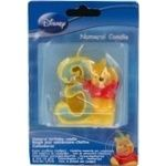 Candle Disney for a cake Greece
