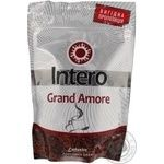 Natural instant sublimated coffee Intero Grand Amore 140g India