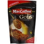 Coffee cofee arabica Maccoffee instant 75g vacuum packing