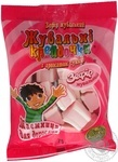 Marshmallow Lisova kazka Chewing chalks with strawberries 75g