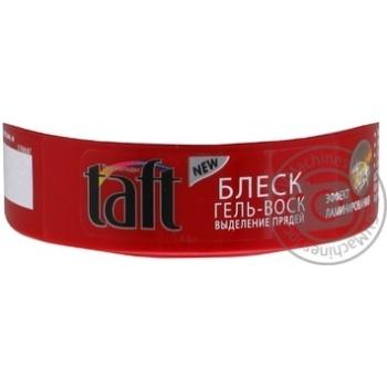 Гель-віск для волосся Taft Блиск шайба 75мл