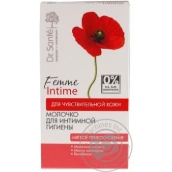 Молочко для інтимної гігієни Dr Sante М'який дотик 230мл - купити, ціни на МегаМаркет - фото 6