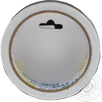 Скотч двухсторонний BuroMax 24мм*2м на вспененной основе - купить, цены на Novus - фото 3