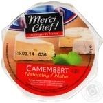 Сыр Merci Chef! Камамбер 45% кор/мол 100г