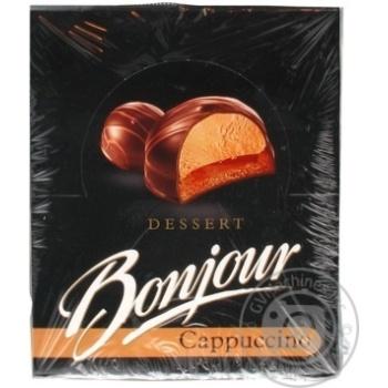 Десерт Бонжур Суфле 29г класик