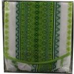 Фартух національний Волтекс-Меланж зелений 44-56р