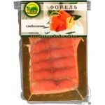 K.i.t. light-salted trout 90g