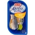 Fish atlantic mackerel Vici Lyubo est light-salted 240g Russia