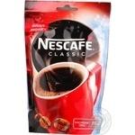 Кава розчинна Нескафе Класік м'яка упаковка 95г