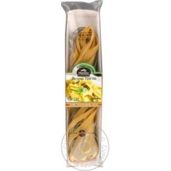 Паста яичная Kulinarium Meister живое охлажденное тесто 250г
