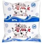 Продукт сметанный Галичина Селянский молокосодержащий 21% 450г