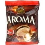 Beverage with coffee instant 450g stick sachet