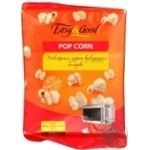 Popcorn Easy and good sweet for a microwave stove 90g Ukraine