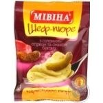 Puree Mivina with bacon ready-to-cook 37g Ukraine