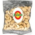 Nuts cashew Liza fried 100g Ukraine