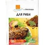 Spices Po-nashomu for fish 20g Ukraine