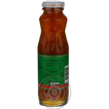 Соус Maepranom brand кислосладкий сливовый 300мл - купить, цены на Ашан - фото 3
