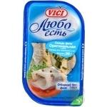 Fish herring Vici Lyubo est preserves 240g Russia
