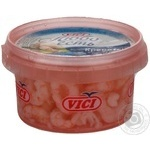 Seafood shrimp Vici pickled 200g Russia