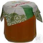 Honey Ecorod with sage 250g glass jar Ukraine