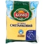 Сир Комо Сметанковий твердий 50% 250г Україна