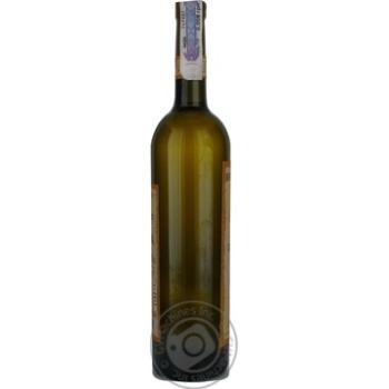 Вино Kartuli Vazi Сабатоно белое сухое 12% 0,75л - купить, цены на МегаМаркет - фото 3
