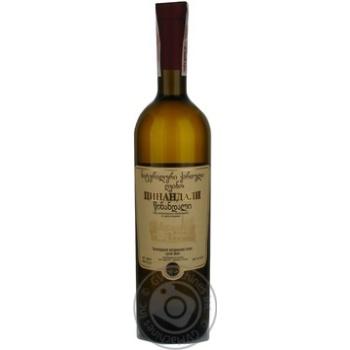 Вино Зоря Кахетії Цинанадалі 14% 0,75л