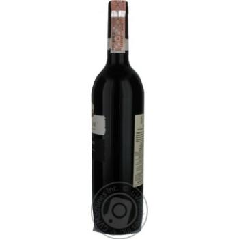Вино Badagoni Пиросмани 12% 0,75л - купить, цены на МегаМаркет - фото 2