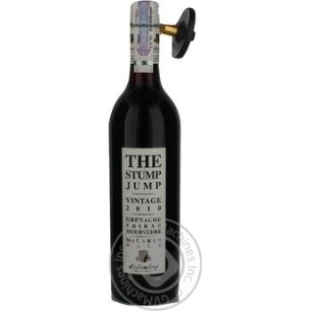 D'Arenberg Stump Jump Grenache 2008 Red Dry Wine 14% 0.75l - buy, prices for CityMarket - photo 1