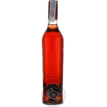Vermouth Gancia Rosato 16% 1000ml glass bottle Italy - buy, prices for Novus - image 4