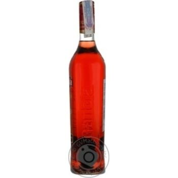 Vermouth Gancia Rosato 16% 1000ml glass bottle Italy - buy, prices for Novus - image 2